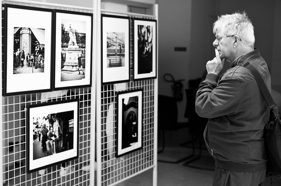 Exposition Regards Parisiens lors du Festival de Street Photography