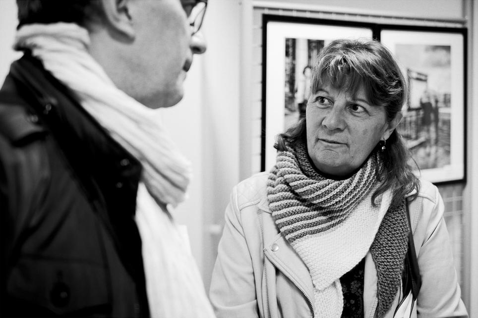 Helder Vinagre présente son travail lors du Festival de Street Photography de Paris