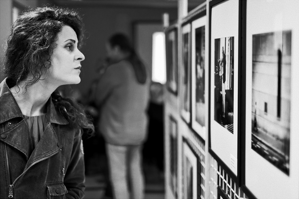 Exposition Regards Parisiens lors du Festival de Street Photography