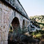 Aqueduc de las Ferreres ou pont du Diable de Tarragone