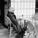 Lucette et son chien Randy