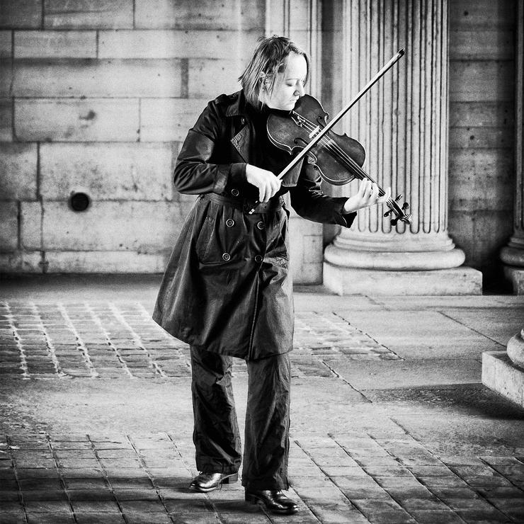 La douce mélodie du violon