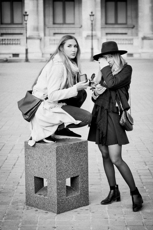 Katy & Gwenaëlle