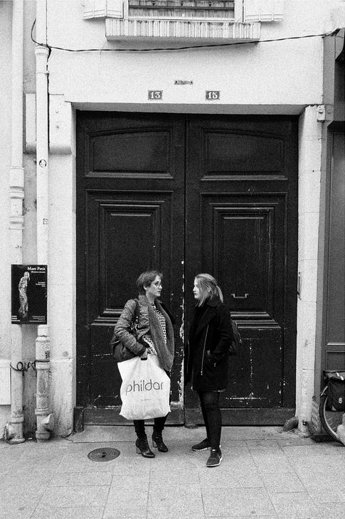 Bérengère et Juliette