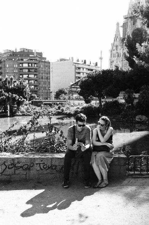 Gina et Marcello