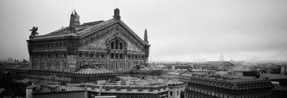 De l'opéra à la tour Eiffel