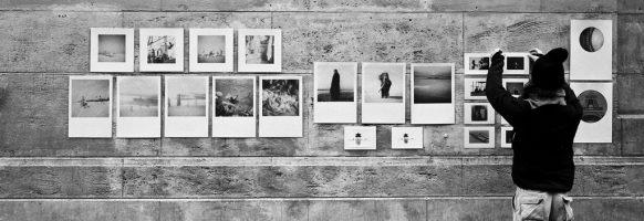 Exposition de photographie éphémère