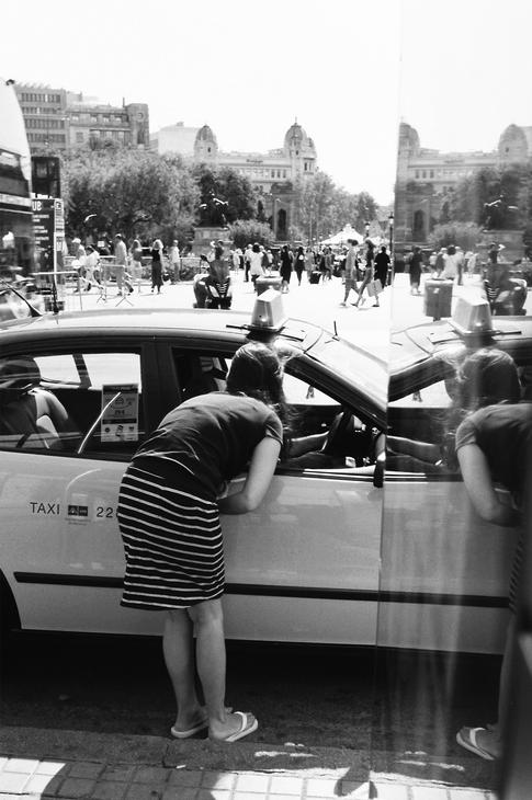 Hey Taxi !