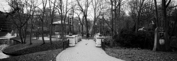 Leopoldpark / Petit pont