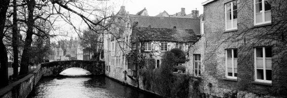 Bruges en Décembre