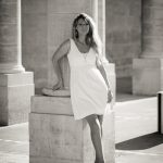 Aurore / Noir & Blanc / Jardin du Palais-Royal