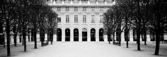 Splendeur du Jardin du Palais-Royal