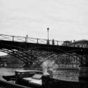 La petite fumée du pont des Arts
