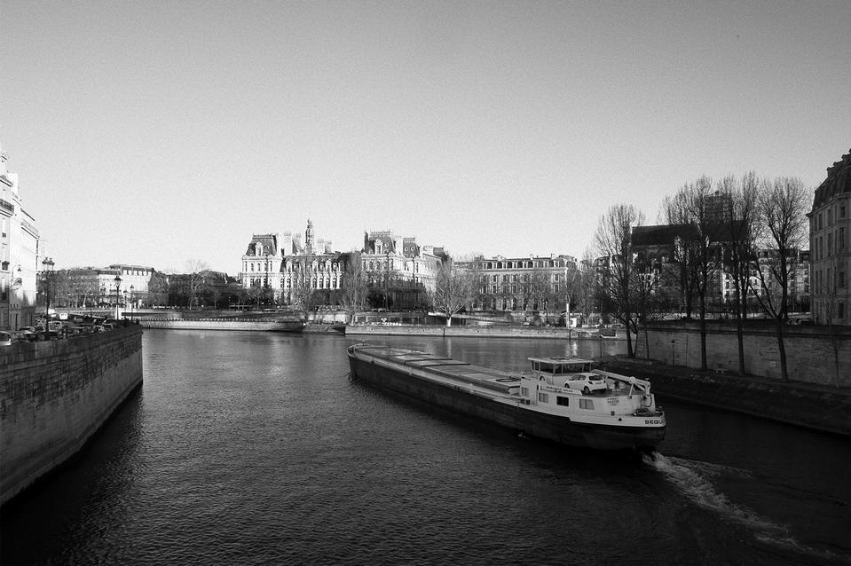 La Seine et sa navigation fluviale