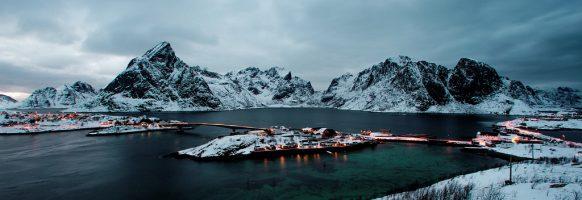 Sakrisøy / Lofoten / Norvège