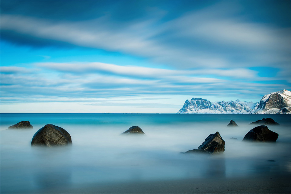Myrland Beach - Lofoten Islands - Norway