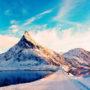 La route de glace / Fredvang
