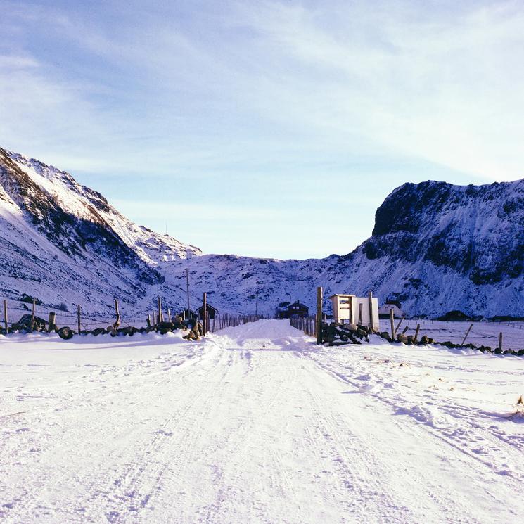 Unstad / Lofoten / Norvège