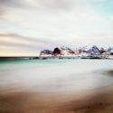 Storsandnes Beach / Lofoten / Norvège