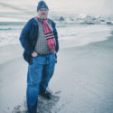 Lofoten / Storsandnes / Norvège / Autoportrait