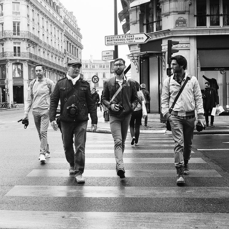 C'est pas encore Abbey Road, mais cela y ressemble
