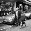 Pierre et son chien Rufus