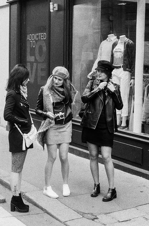 Wanda, Martyna et Weronika