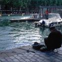 Le pécheur du canal