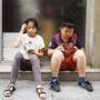L'été à Paris quand on est petit