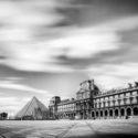 Louvre / Pyramide / Cour Napoléon / Aile Richelieu