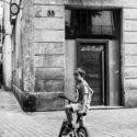 Le gamin sur le vélo