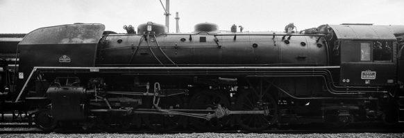 Bell bête ! – Spécial vapeur – Gare d'Austerlitz