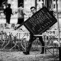 La pancarte