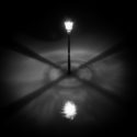 Le lampadaire du bout de l'ïle