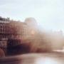 Soleil au petit matin vers le pont de Sully