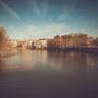Entre le quai d'Anjou et le quai des Célestins