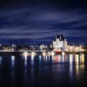 Quai des Tuileries / Pavillon de Flore / Pont-Royal