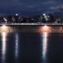 Lampadaires quai des Tuileries