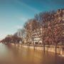 Dans l'ouest parisien.