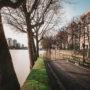Accès voie Georges-Pompidou
