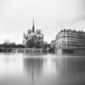 Reflet sur Notre-Dame