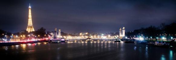 Le pont Alexandre-III brille de mille feux