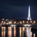 Port des Champs-Élysées, / Tour Eiffel / Pont Alexandre III