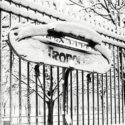 Guimard sous la neige