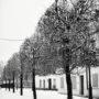 Puteaux / Rue Rabelais / Neige