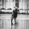 Love under the rain