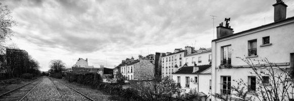 Petite Ceinture / small(er) ring railway / Rue des Maraichers
