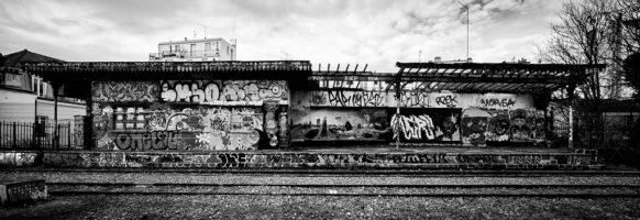 Petite Ceinture / small(er) ring railway