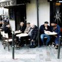 Un café au marché d'Aligre