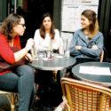 Lydie, Lorella et Chantal